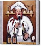 Chef 1 Canvas Print