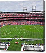 Chelsea Vs Manchester City At Busch Canvas Print