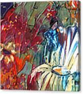 Cherchez La Femme Canvas Print