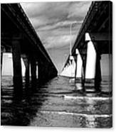 Chesapeake Bay Bridge II Canvas Print