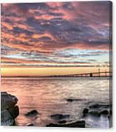 Chesapeake Splendor  Canvas Print