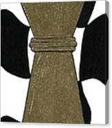 Chess Queen Canvas Print