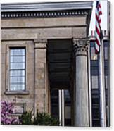 Chester County Court House-side View Canvas Print