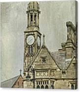 Chester England Canvas Print