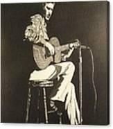 Chet Adkins 1975 Canvas Print