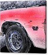 Chevelle Ss 356 Canvas Print