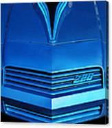 Chevrolet Camaro Z28 Canvas Print
