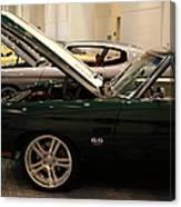 Chevrolet Chevelle Ss 5d26877 Canvas Print