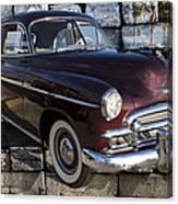 Chevrolet Deluxe Car Canvas Print