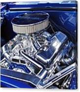 Chevrolet Hotrod Engine Canvas Print