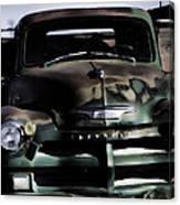 Chevrolet Truck Canvas Print