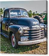 Chevy 1100 Canvas Print