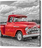 Chevy 3100   7d05235 Canvas Print