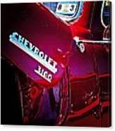 Chevy 3100 Canvas Print