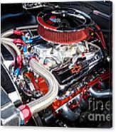 Chevy 396 Canvas Print