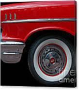 Chevy Bel Air - Sf Canvas Print
