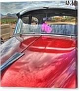 Chevy Classic Canvas Print
