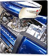 Chevy Hot Rod Engine Canvas Print