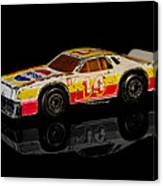 Chevy Stock Car Canvas Print
