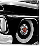 Chevy Truckin Canvas Print