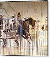 Cheyenne Spurs Canvas Print