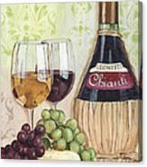 Chianti And Friends Canvas Print