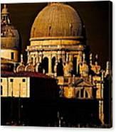 Chiaroscuro Venice Canvas Print