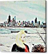 Chicago 2008 Canvas Print