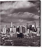 Chicago Afternoon  Canvas Print