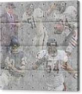 Chicago Bears Legends Canvas Print