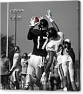 Chicago Bears Wr Alshon Jeffery Training Camp 2014 Sc Canvas Print