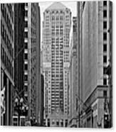 Chicago Board Of Trade Canvas Print