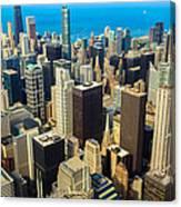 Chicago Cityscape Canvas Print