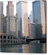 Chicago Highrise Canvas Print