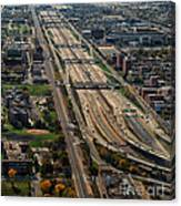 Chicago Highways 02 Canvas Print