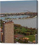Chicago Montrose Harbor 01 Canvas Print