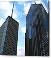 Chicago - Prudential Building Canvas Print