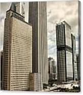 Chicago Prudential Towers Canvas Print
