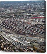 Chicago Transportation 01 Canvas Print