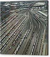 Chicago Transportation 02 Canvas Print