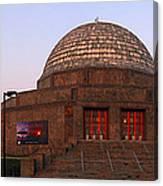Chicago's Adler Planetarium Canvas Print
