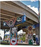 Chicano Park Canvas Print