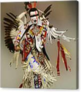 Pow Wow Dreamtime 1 Canvas Print