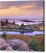 Chikanishing Creek Killarney Provincial Canvas Print