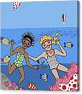 Children 3 Canvas Print
