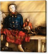Children - Toys - Assorted Dolls Canvas Print
