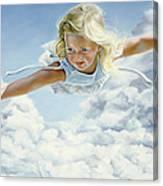 Child's Dream Canvas Print