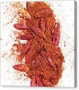 Chili Spice Canvas Print