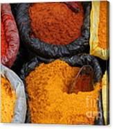 Chilli Powders 2 Canvas Print
