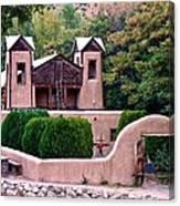 Chimayo Sanctuary Canvas Print